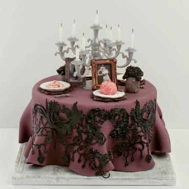caldelabra-cake